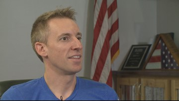 'I was getting ready to run for president' | How PTSD and depression changed Jason Kander's life
