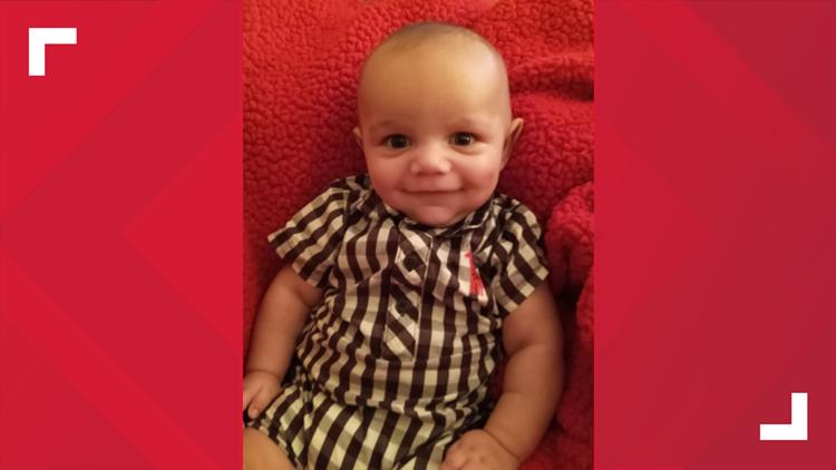 3-month-old boy found safe after van was taken in Alton with him inside