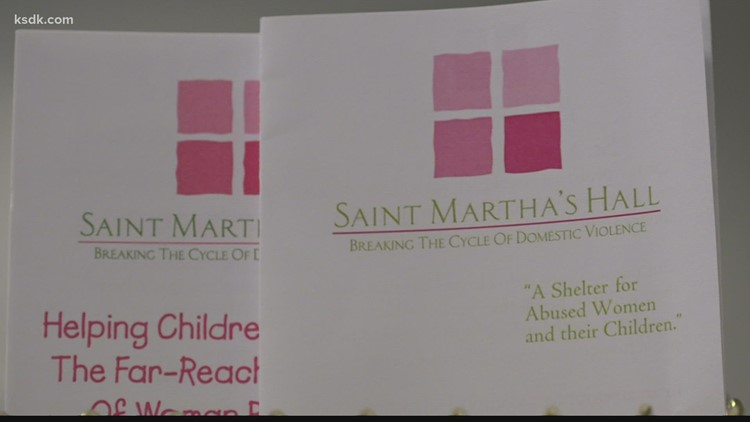 St. Louis domestic violence agency raising money for new drop-in center