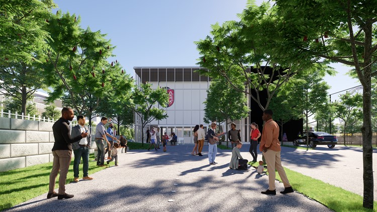 St. Louis City SC teams up with Great Rivers Greenway on art exhibit at stadium