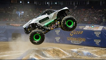 Monster Jam invades the Dome at America's Center