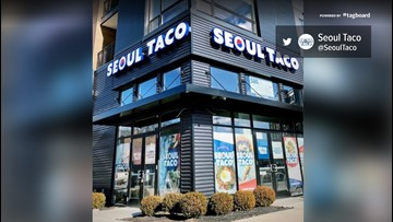 Seoul Taco opens in The Grove next week