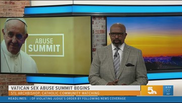St. Louis Catholics watch historic summit on sexual abuse by priests