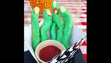 Recipe of the Day: Spooky Monster Fingers