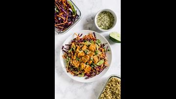 Recipe of the Day: Thai Quinoa Crunch Salad