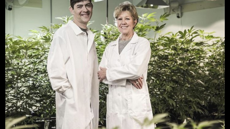 John Curtis and Mitch Meyers of BeLeaf