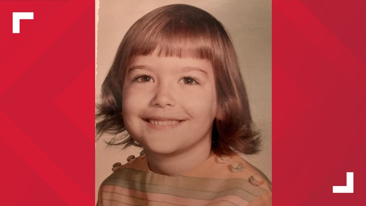 Royal Dish podcast co-host Kay Quinn on her first day of school.