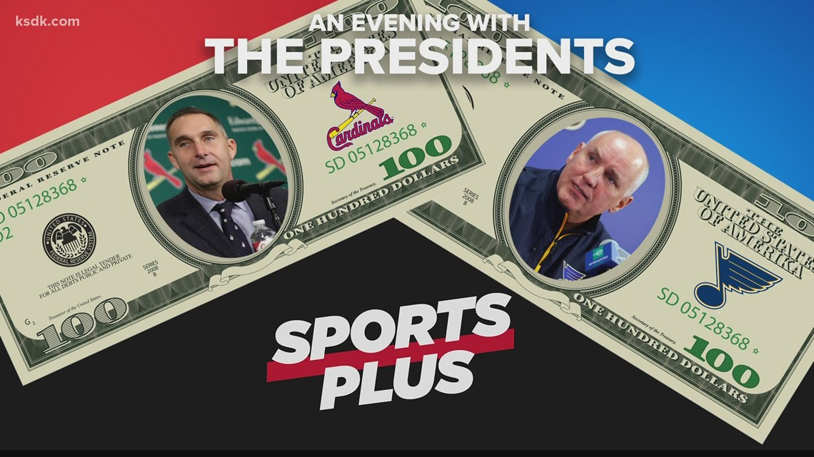 An evening with the presidents: John Mozeliak and Doug Armstrong - Part 1