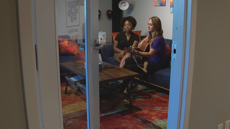 Music therapy hitting all the right notes with sickle cell patients