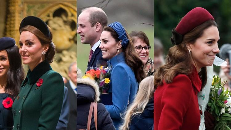 Kate Middleton headbands
