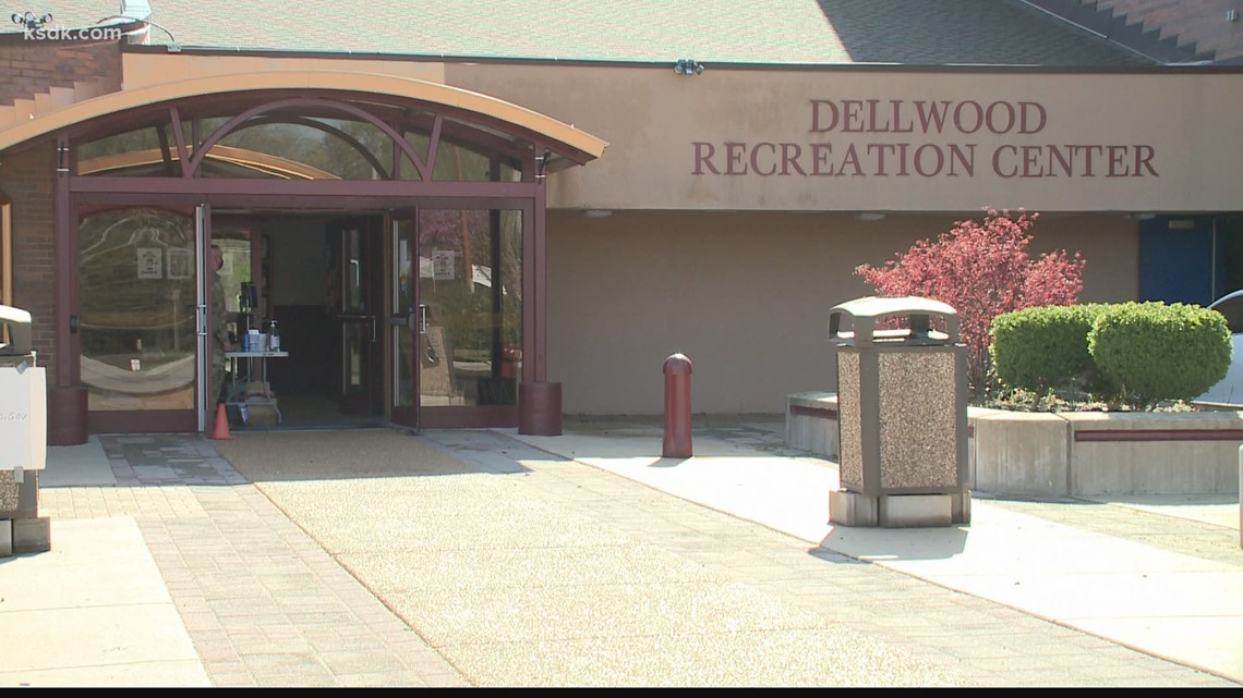 Urban League vaccine clinic debuts at Delwood Rec Center