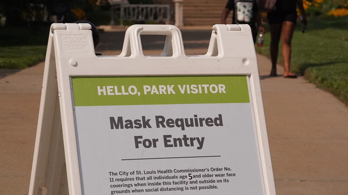 St. Louis County Executive says mask mandate remains in place, despite council vote