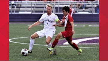WashU men's soccer loses season opener