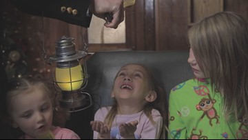 Polar Express Ride at Union Station Comment-to-Win Sweepstakes
