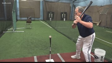 Meet the dad who moonlights as a hitting teacher for some of baseball's biggest stars
