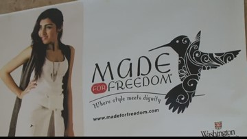 STL woman helping victims of sex trafficking
