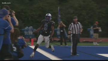 Ladue tops Webster Groves in first game at new stadium