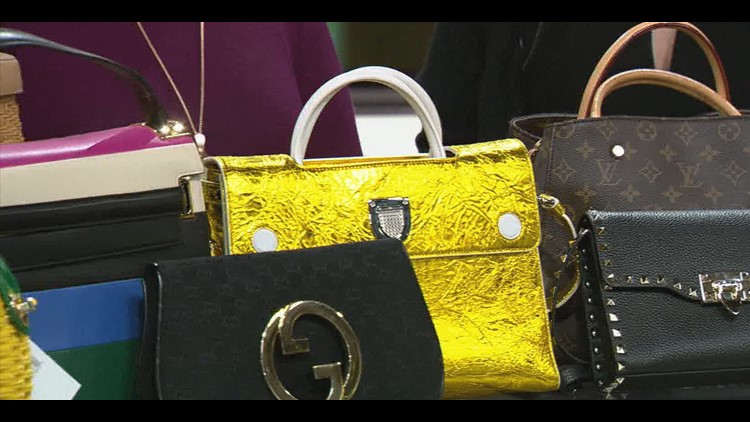 High-price, name brand handbags for fraction of the cost at Hope in a Handbag event