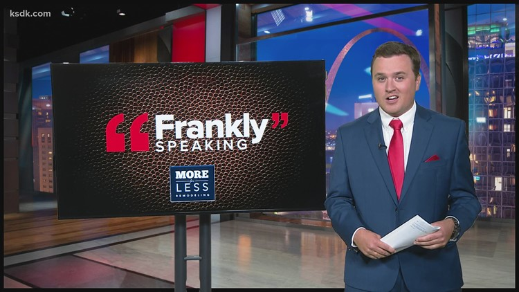 Frankly Speaking: St. Louis loves its own