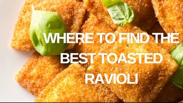 These places have the best toasted ravioli