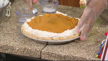 Recipe of the Day: Double Layer Pumpkin Pie