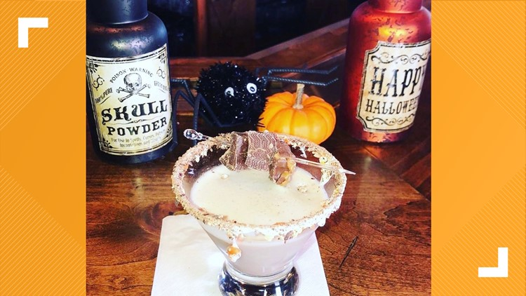 This St. Charles County pop-up Halloween bar is giving back to the community