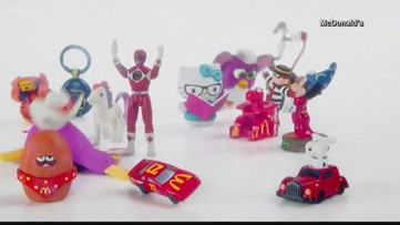 McDonald's bringing back some of its most popular Happy Meal toys of all time