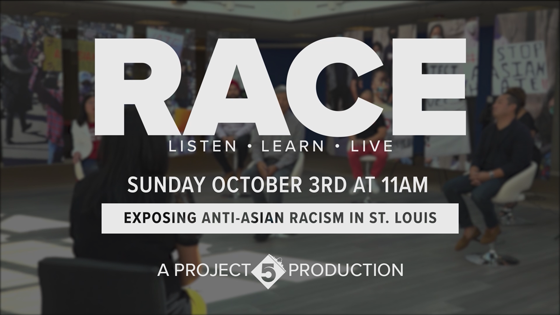 Watch: 5 On Your Side hosts discussion on racism, healing in AAPI community in St. Louis