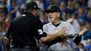 Opinion | Please hand me a violin so I can play it for Joe Maddon, Volume 2