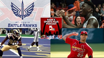 Sports Plus Podcast: Cards spring training questions, Canton justice for Bruce, the XFL is here and college hoops stretch run