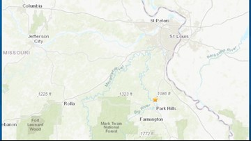 Did you feel it? There was an earthquake in southeast Missouri Wednesday morning