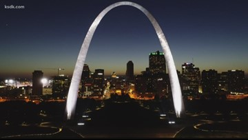 It'll be cheaper to go up the Arch these 5 days in 2020