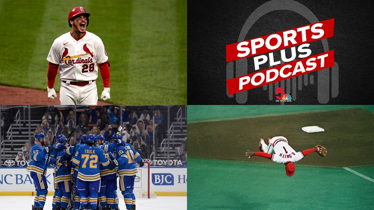 Sports Plus Podcast | Blues get their swagger back and Arenado introduces himself to St. Louis