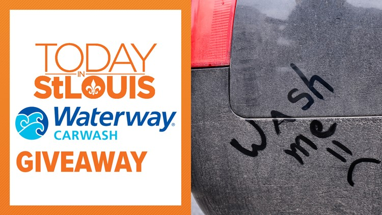 Waterway Car Wash Coupon Giveaway Sweepstakes
