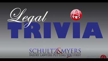 Legal Trivia with Schultz & Myers: Pothole Damage