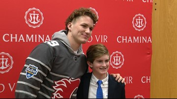 For hometown kid Tkachuk, all-star weekend is a family experience