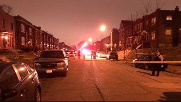 Man shot and killed in south St. Louis Monday night