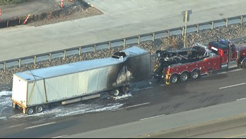 I-70 reopens after truck fire in St. Charles County