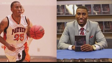 East St. Louis basketball star give mom another reason to be thankful