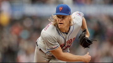 Opinion | How hard should the Cardinals push for Noah Syndergaard?