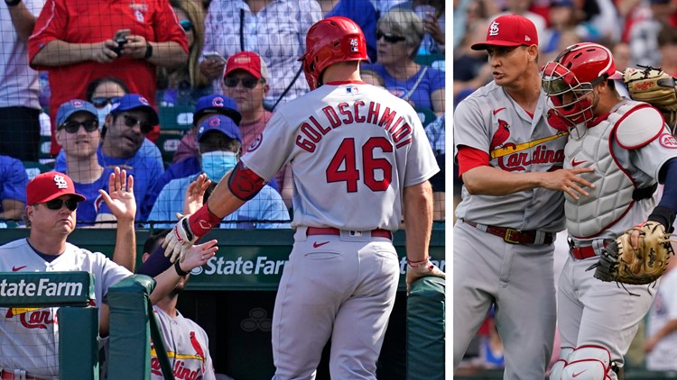 Cardinals win 16th in a row, bring magic number to 1