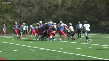 Football Highlights: Jennings v. Priory