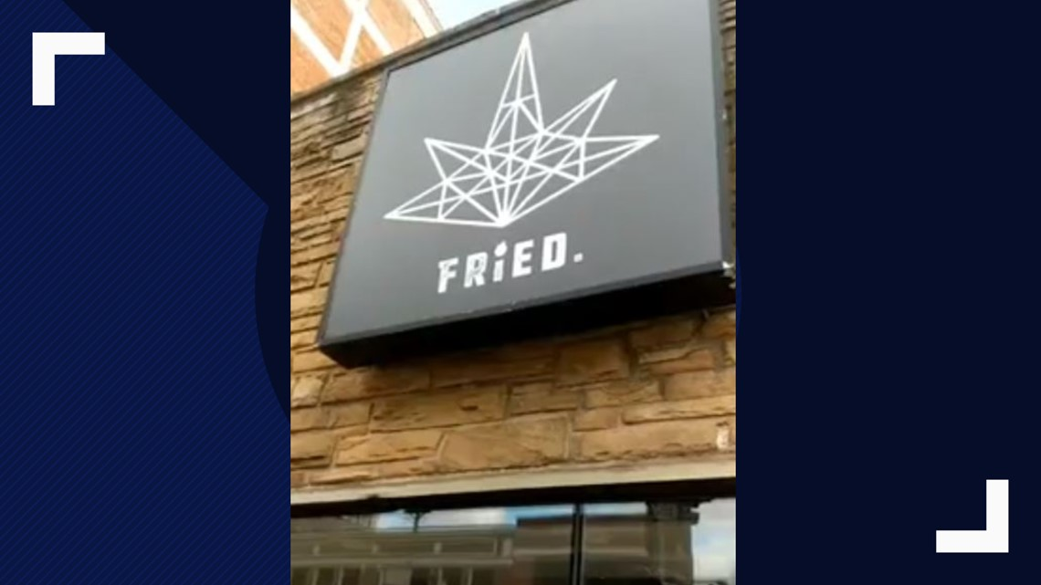 This new St. Louis restaurant is set up like a marijuana dispensary