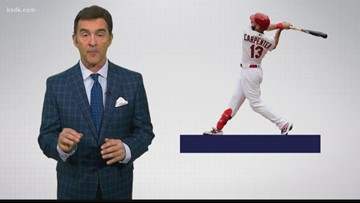 Frankly speaking: Matt Carpenter back in good graces with two little words
