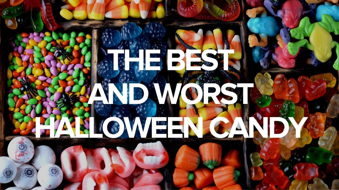 Worst Halloween Candy Gmm 2020 Halloween candy 2019: Best and worst candies ranked | ksdk.com