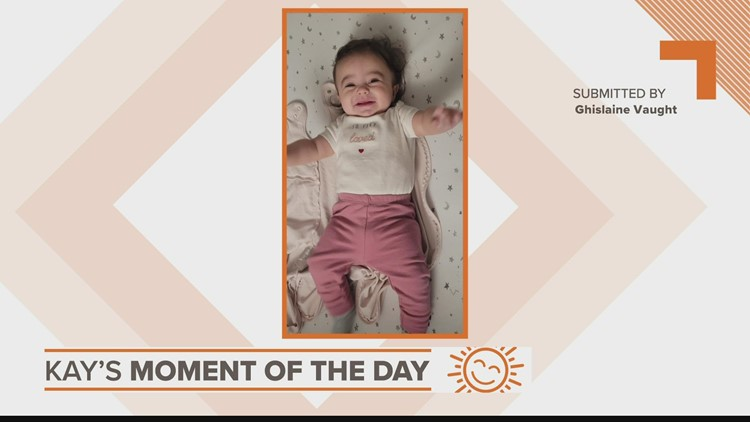 Kay's Moment of the Day for Sept. 22