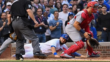 Cubs finish home sweep of Cardinals with 5-1 win