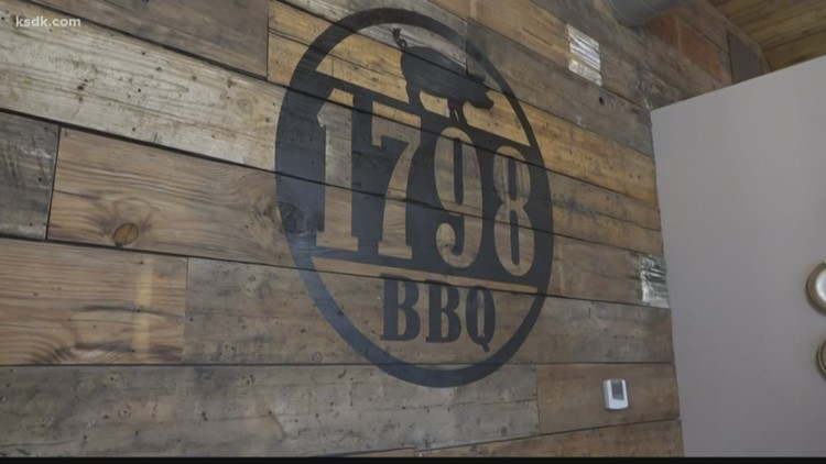 New barbeque spot is making Cottleville its 'home sweet home'