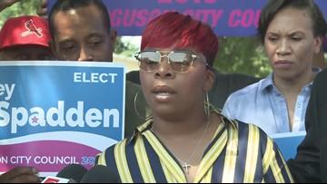 Michael Brown's mother Lezley McSpadden running for Ferguson City Council