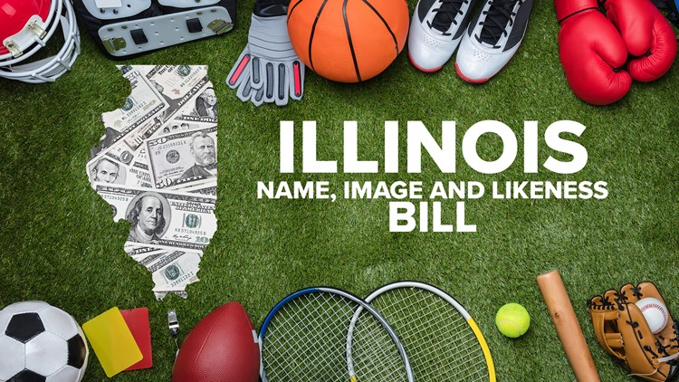 Illinois moves forward with name, image and likeness bill for college athletes